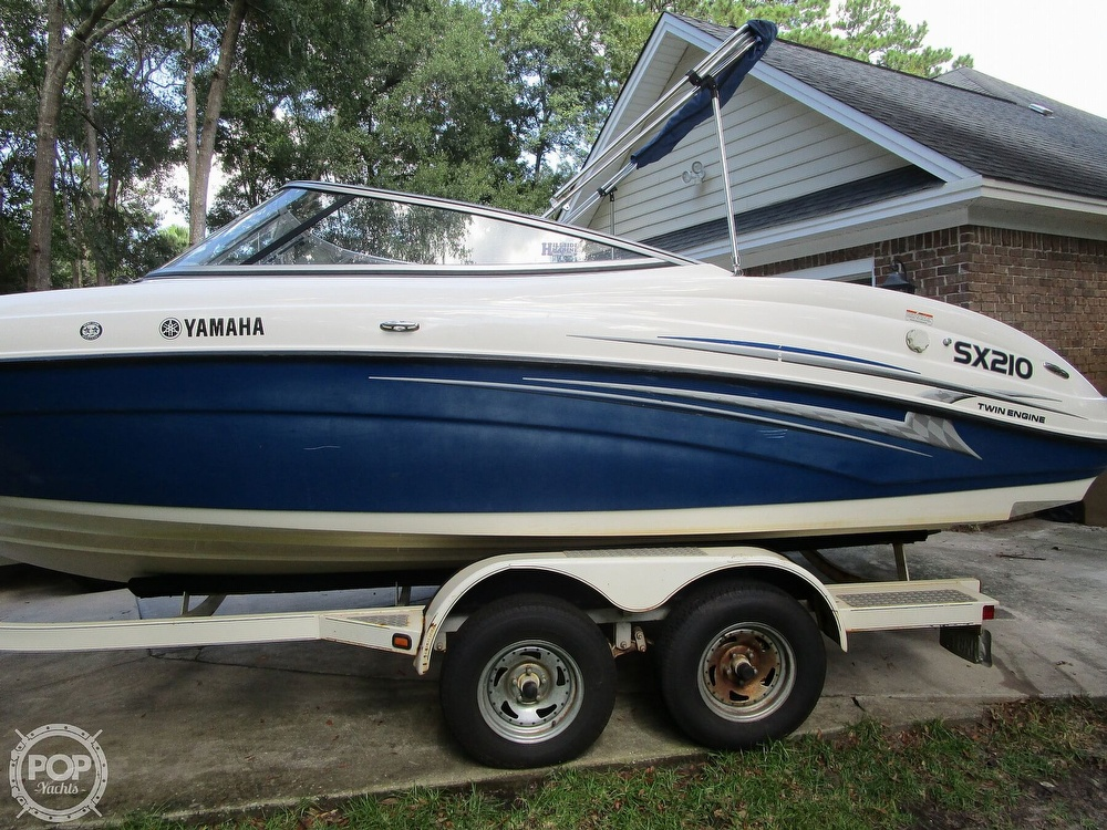 2006 Yamaha boat for sale, model of the boat is SX210 & Image # 8 of 40