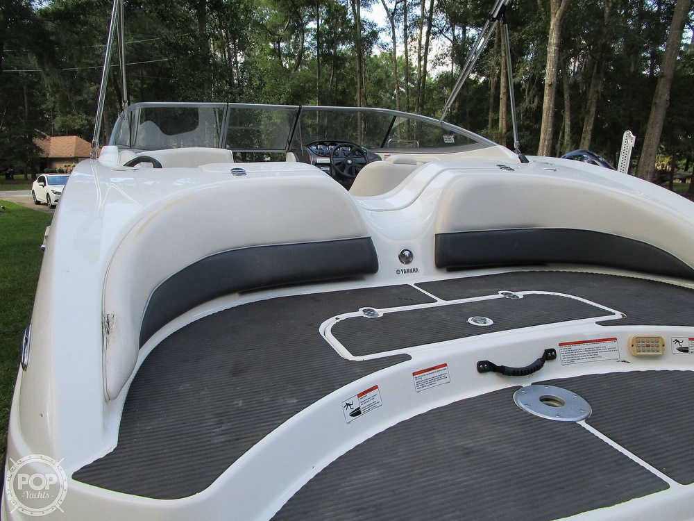 2006 Yamaha boat for sale, model of the boat is SX210 & Image # 14 of 40