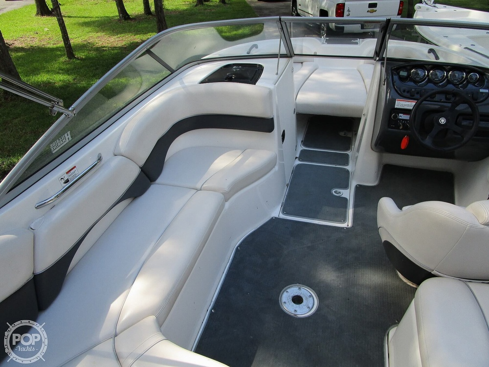 2006 Yamaha boat for sale, model of the boat is SX210 & Image # 11 of 40