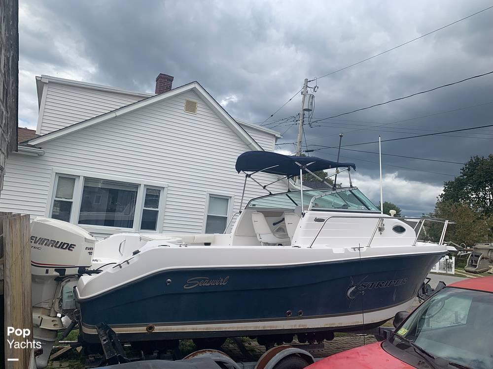2006 Seaswirl boat for sale, model of the boat is 2101 Striper WA & Image # 3 of 40