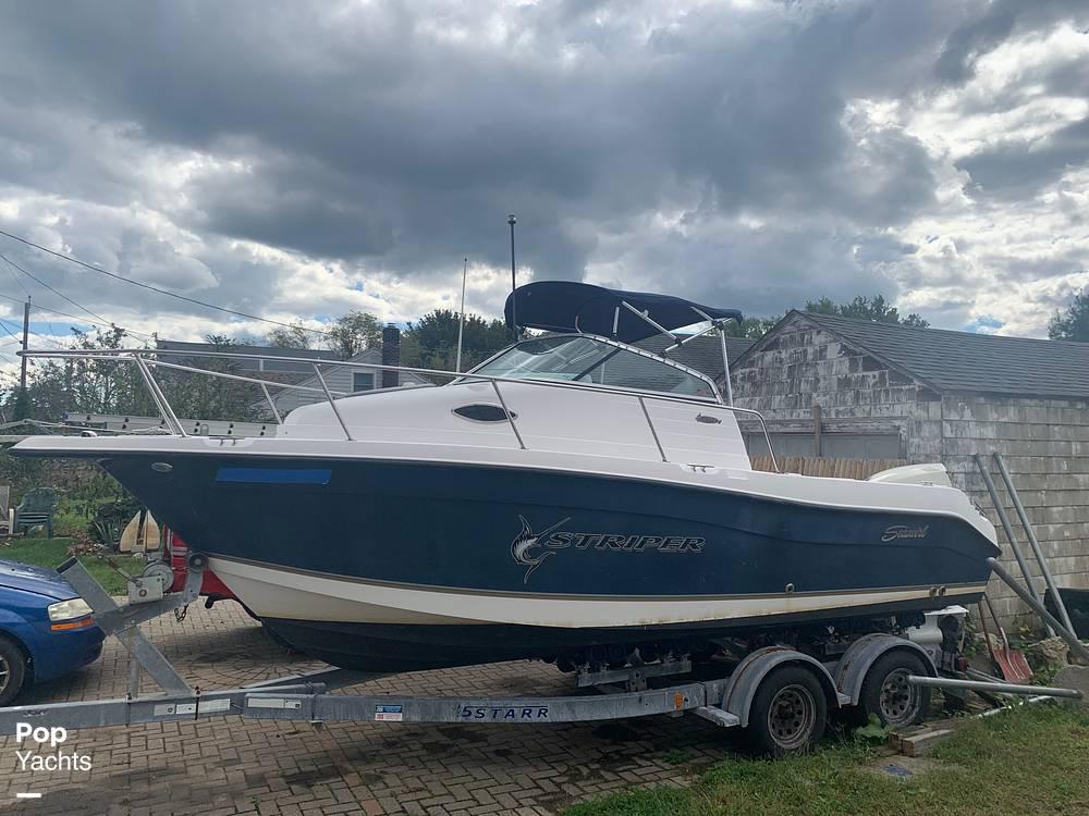 2006 Seaswirl boat for sale, model of the boat is 2101 Striper WA & Image # 4 of 40