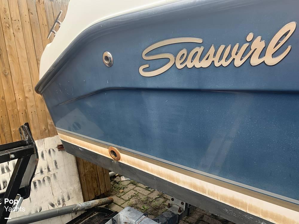 2006 Seaswirl boat for sale, model of the boat is 2101 Striper WA & Image # 25 of 40