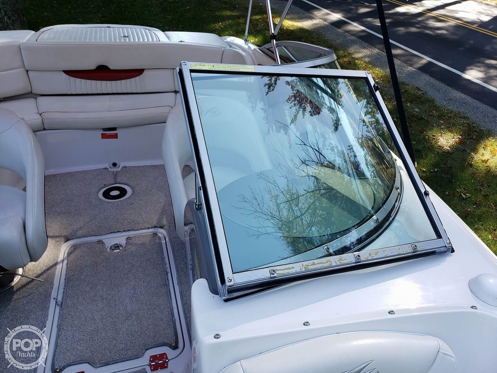 2006 Monterey boat for sale, model of the boat is Montura 214fs & Image # 37 of 40