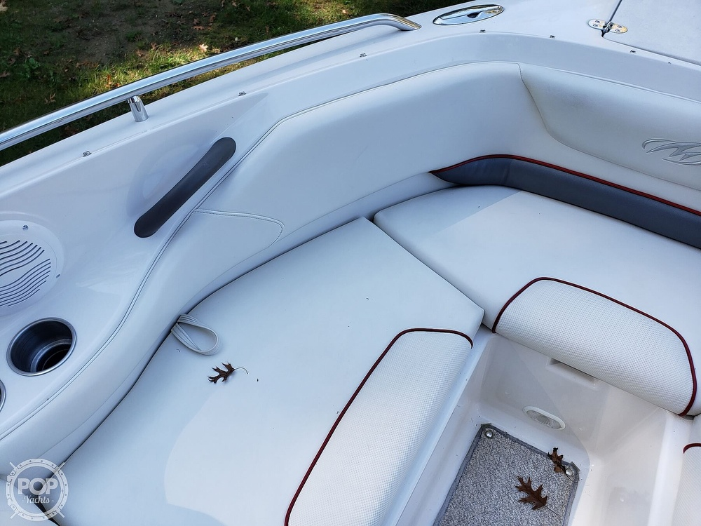 2006 Monterey boat for sale, model of the boat is Montura 214fs & Image # 39 of 40