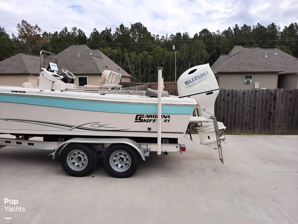 2019 Carolina Skiff boat for sale, model of the boat is Ultra Elite 21 & Image # 12 of 40