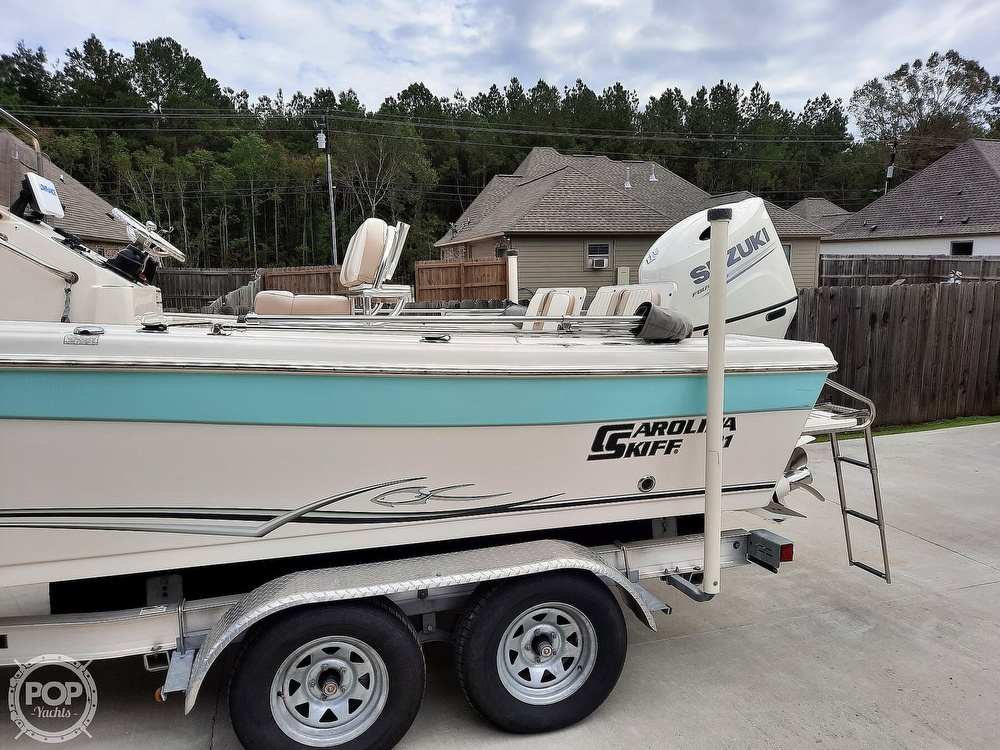 2019 Carolina Skiff boat for sale, model of the boat is Ultra Elite 21 & Image # 14 of 40