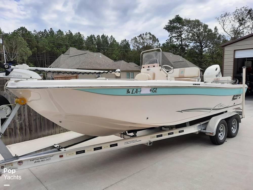 2019 Carolina Skiff boat for sale, model of the boat is Ultra Elite 21 & Image # 2 of 40