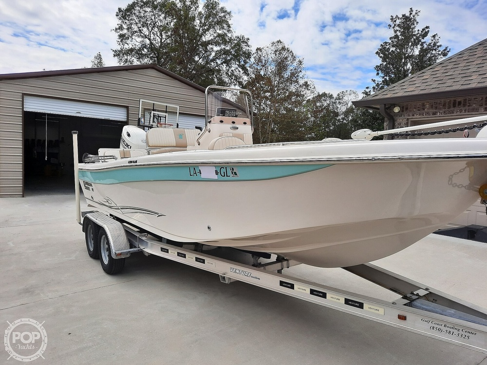 2019 Carolina Skiff boat for sale, model of the boat is Ultra Elite 21 & Image # 3 of 40