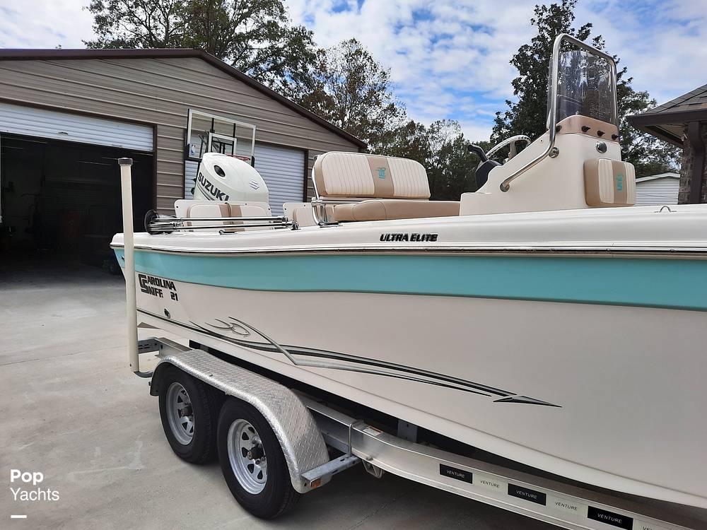 2019 Carolina Skiff boat for sale, model of the boat is Ultra Elite 21 & Image # 20 of 40