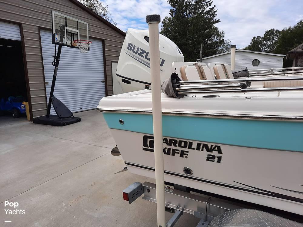 2019 Carolina Skiff boat for sale, model of the boat is Ultra Elite 21 & Image # 22 of 40