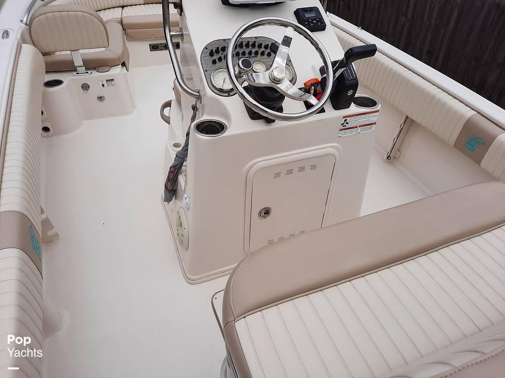 2019 Carolina Skiff boat for sale, model of the boat is Ultra Elite 21 & Image # 7 of 40