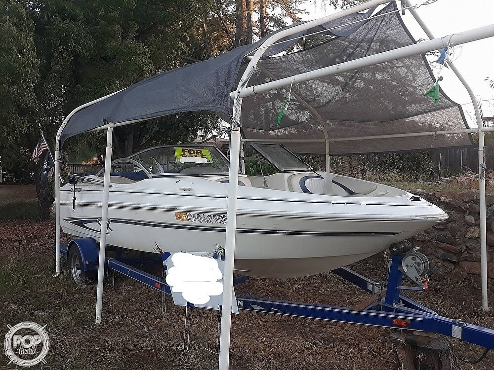 2004 Glastron boat for sale, model of the boat is SX 195 & Image # 4 of 6