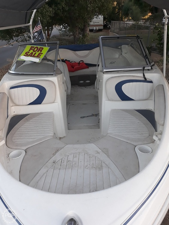2004 Glastron boat for sale, model of the boat is SX 195 & Image # 5 of 6