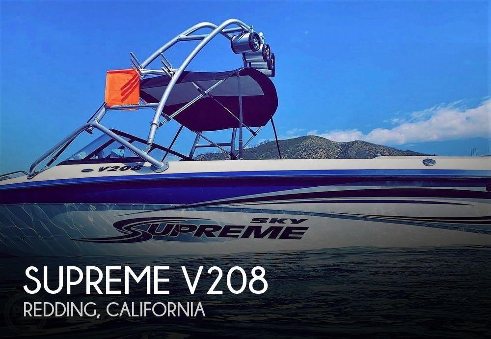 2004 SUPREME V208 for sale