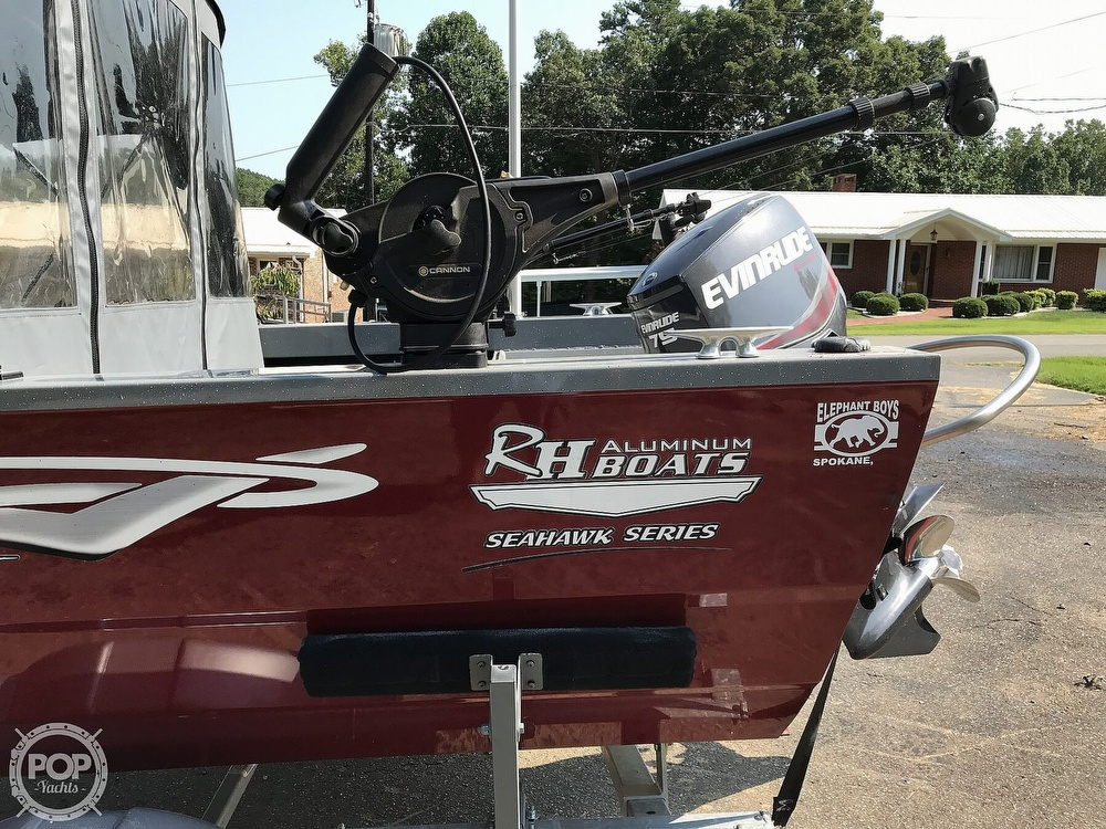 2018 River Hawk boat for sale, model of the boat is 170 Sea Hawk & Image # 5 of 33
