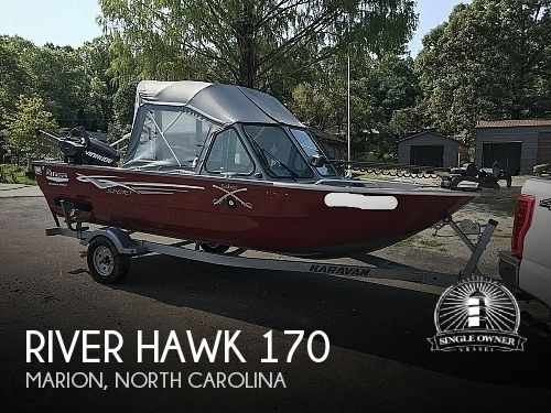 2018 River Hawk boat for sale, model of the boat is 170 Sea Hawk & Image # 1 of 33