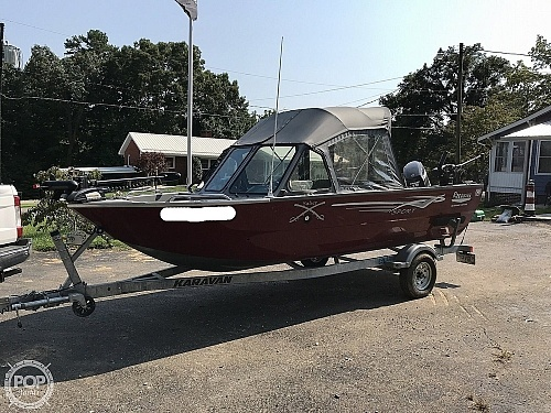 2018 River Hawk boat for sale, model of the boat is 170 Sea Hawk & Image # 2 of 33