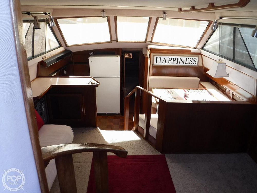 1988 Sea Ray boat for sale, model of the boat is 415 Aft Cabin & Image # 7 of 40