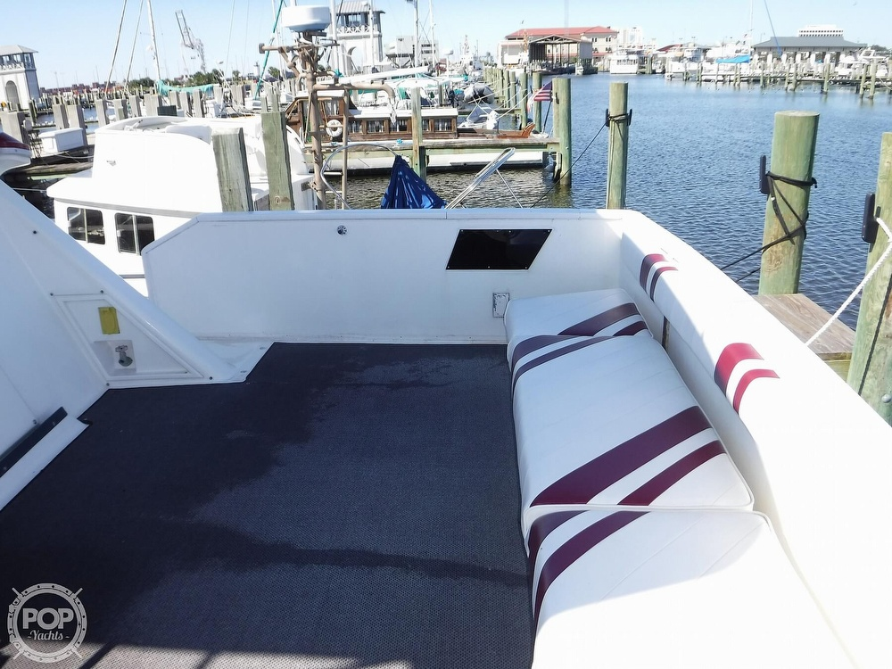 1988 Sea Ray boat for sale, model of the boat is 415 Aft Cabin & Image # 39 of 40