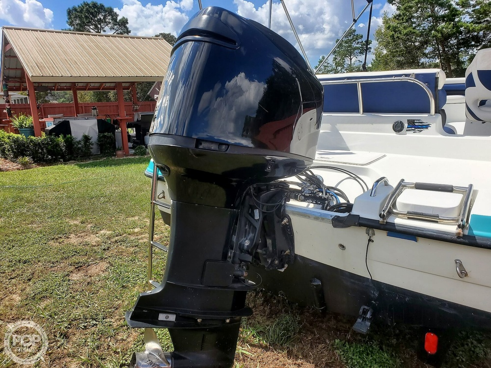 1995 Hurricane boat for sale, model of the boat is 24 Fun Deck & Image # 12 of 40