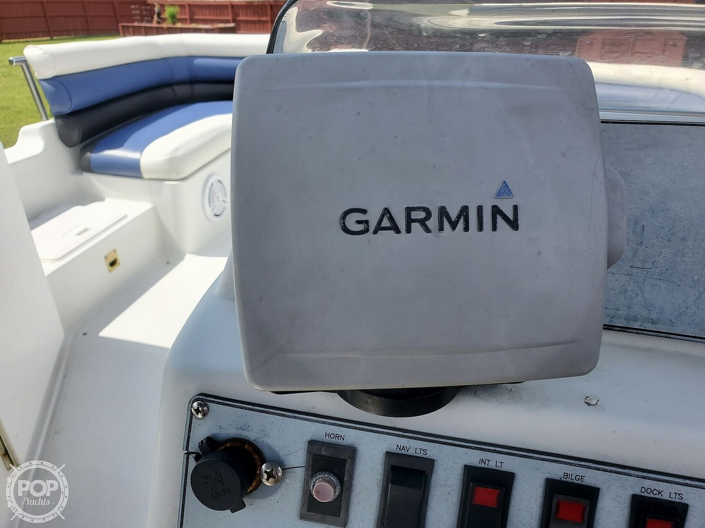 1995 Hurricane boat for sale, model of the boat is 24 Fun Deck & Image # 27 of 40