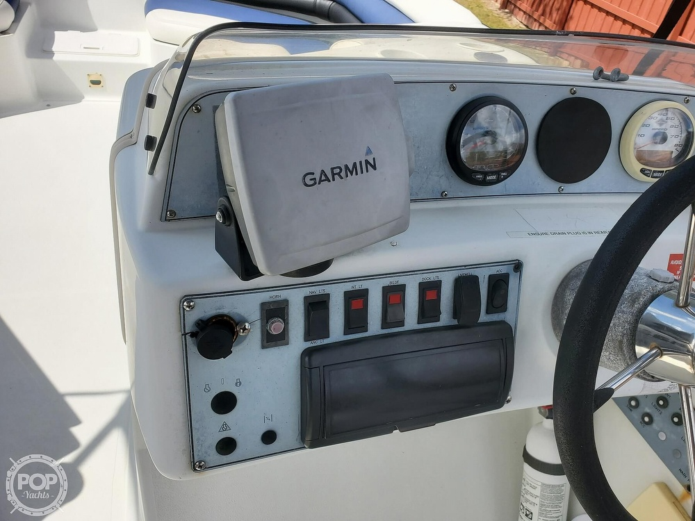 1995 Hurricane boat for sale, model of the boat is 24 Fun Deck & Image # 24 of 40