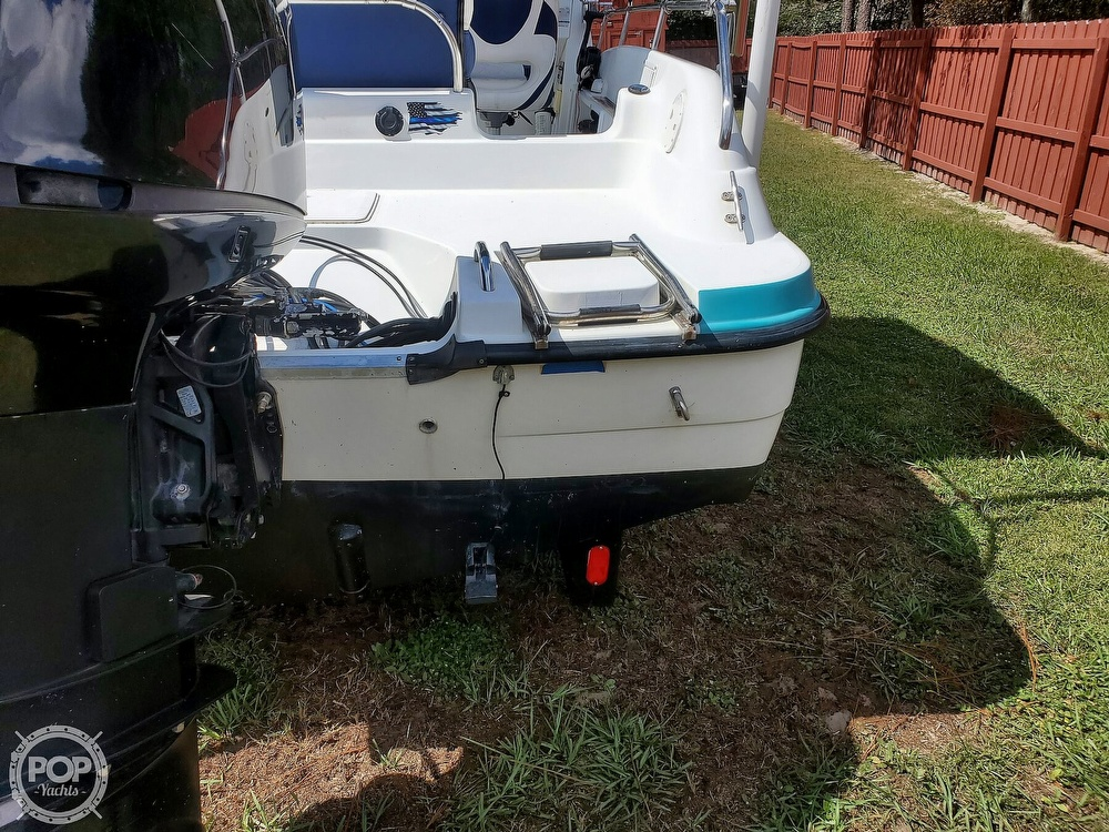 1995 Hurricane boat for sale, model of the boat is 24 Fun Deck & Image # 13 of 40
