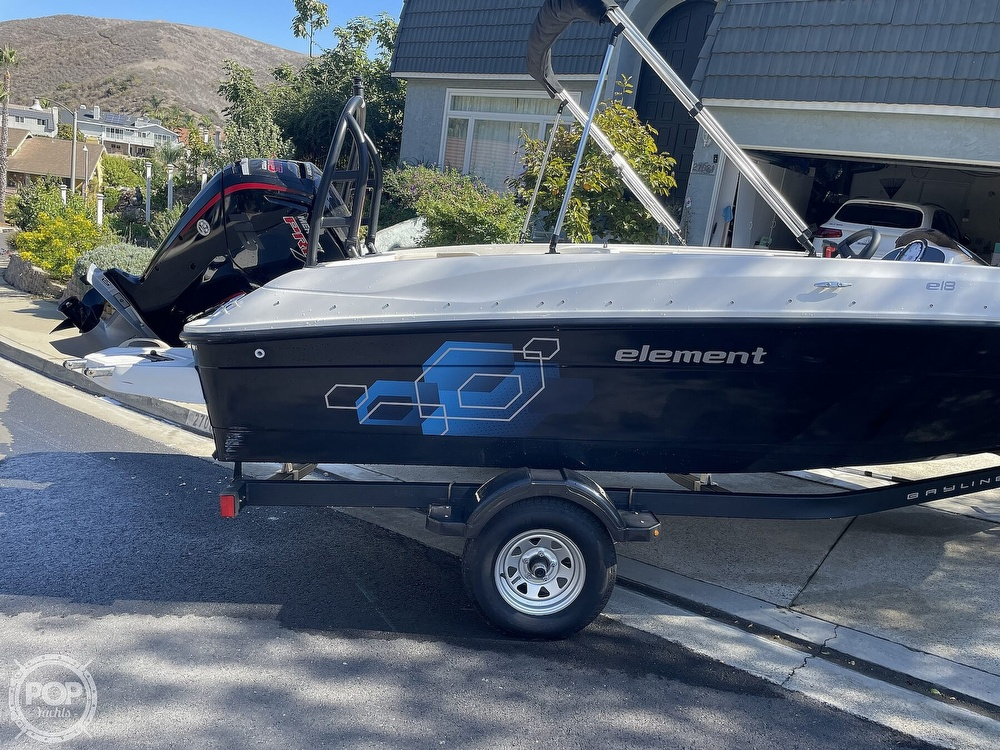 2021 Bayliner boat for sale, model of the boat is E18 & Image # 20 of 40
