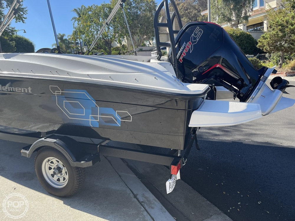 2021 Bayliner boat for sale, model of the boat is E18 & Image # 18 of 40