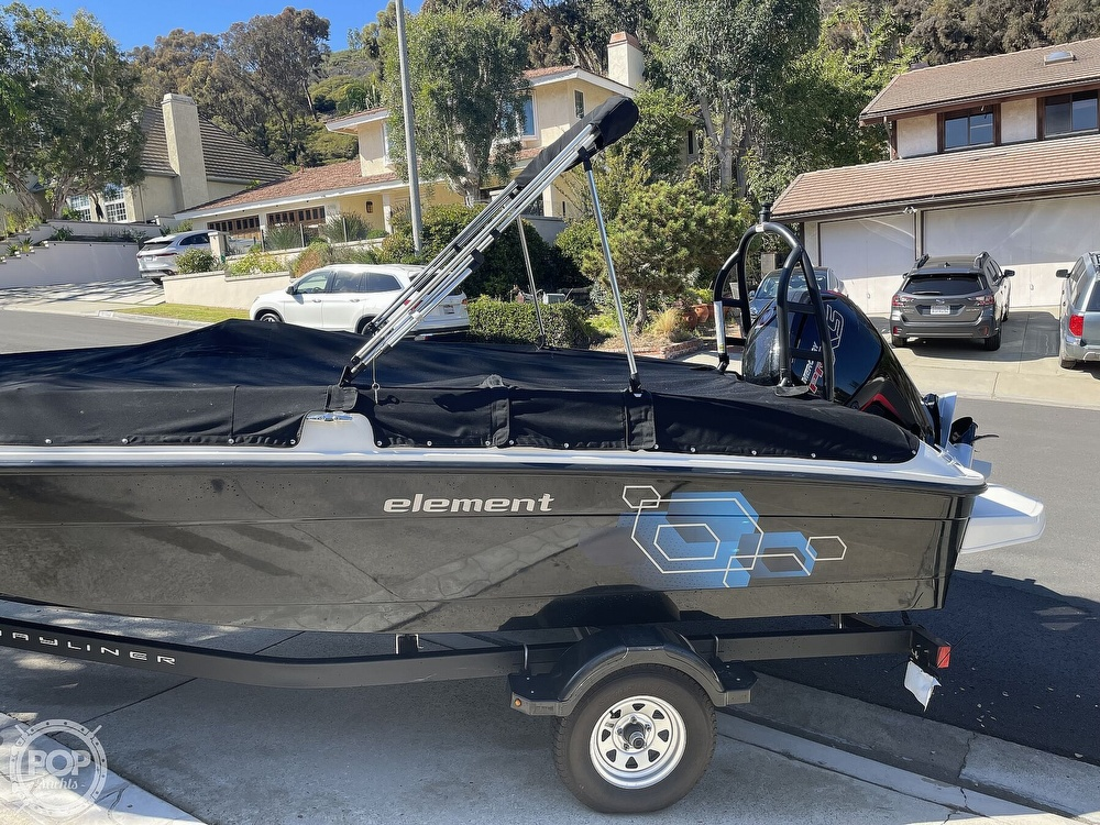 2021 Bayliner boat for sale, model of the boat is E18 & Image # 21 of 40