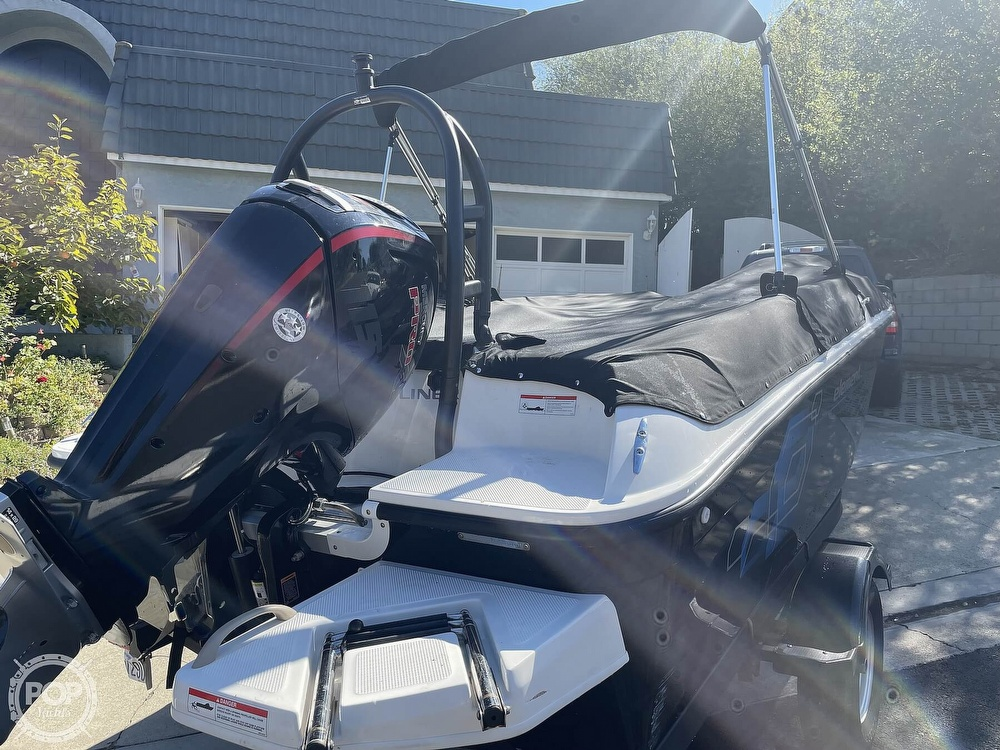 2021 Bayliner boat for sale, model of the boat is E18 & Image # 26 of 40