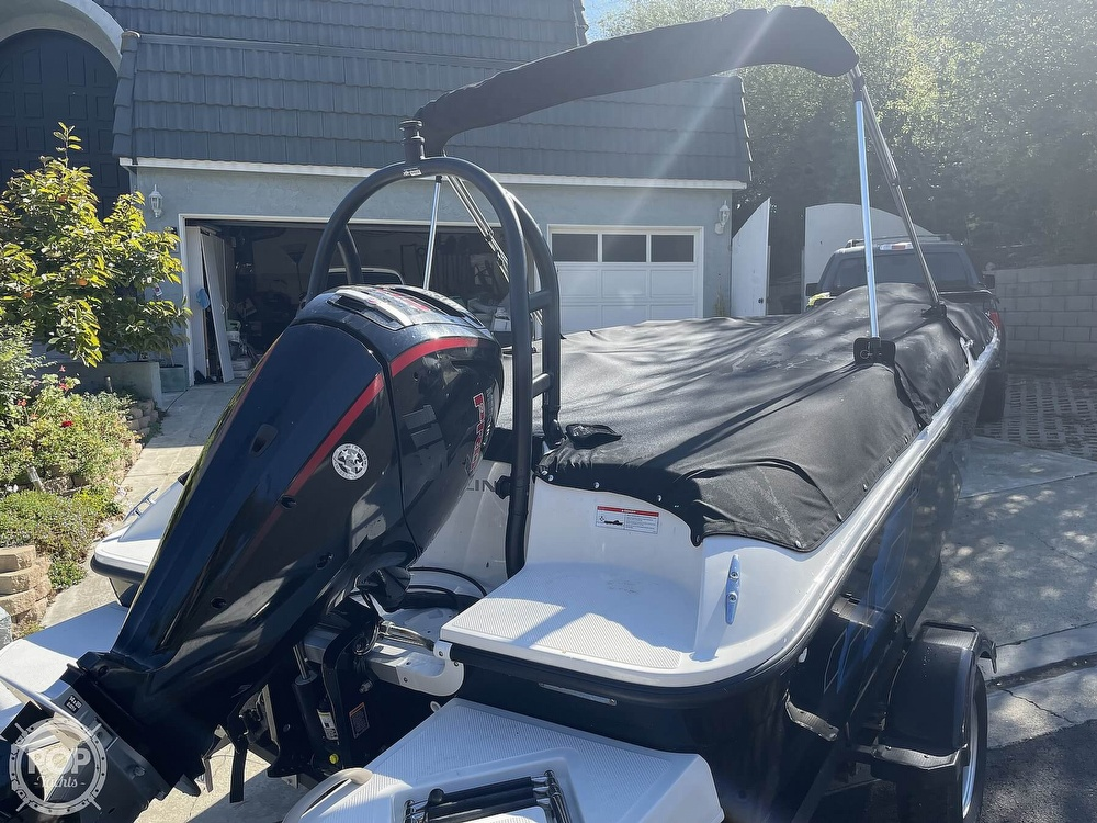 2021 Bayliner boat for sale, model of the boat is E18 & Image # 27 of 40