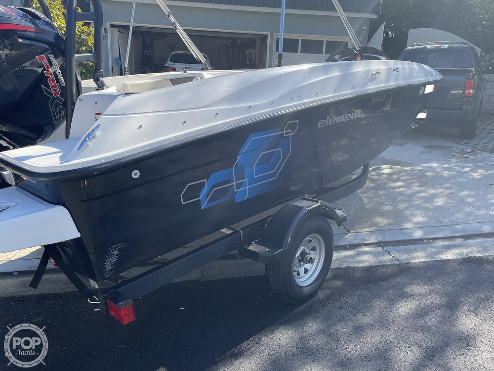 2021 Bayliner boat for sale, model of the boat is E18 & Image # 2 of 40