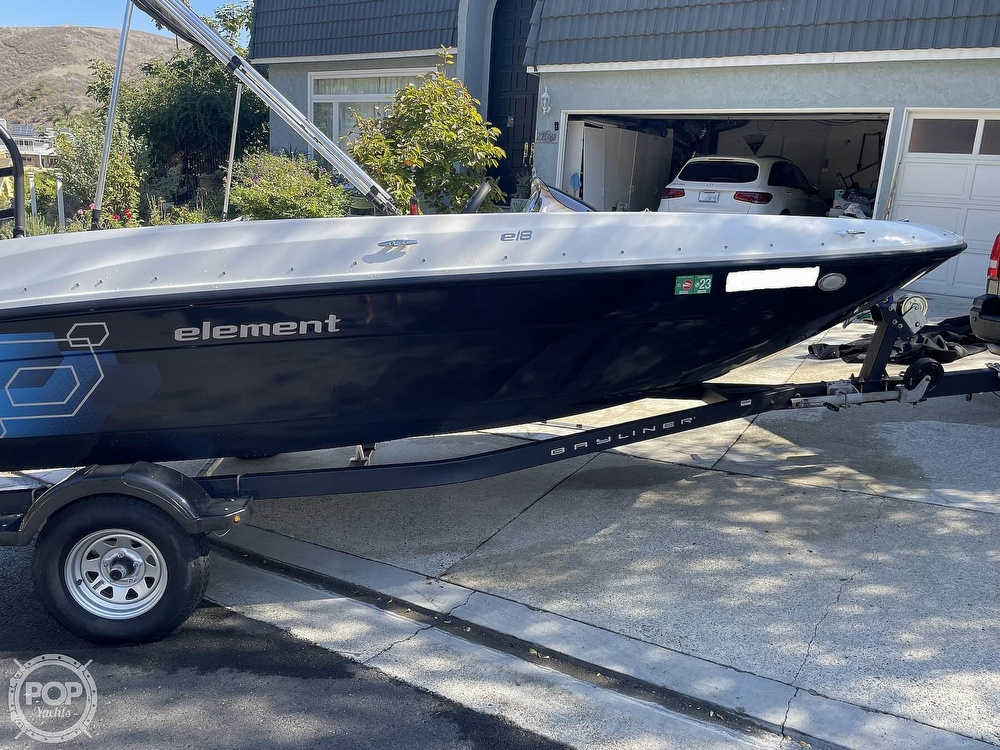2021 Bayliner boat for sale, model of the boat is E18 & Image # 3 of 40