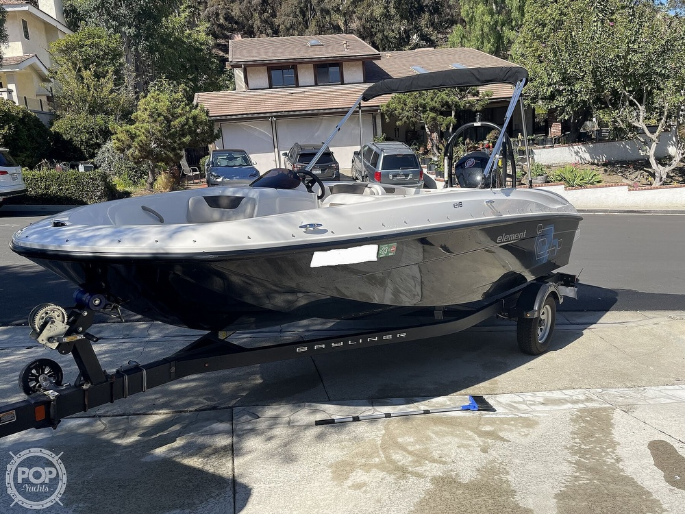 2021 Bayliner boat for sale, model of the boat is E18 & Image # 6 of 40