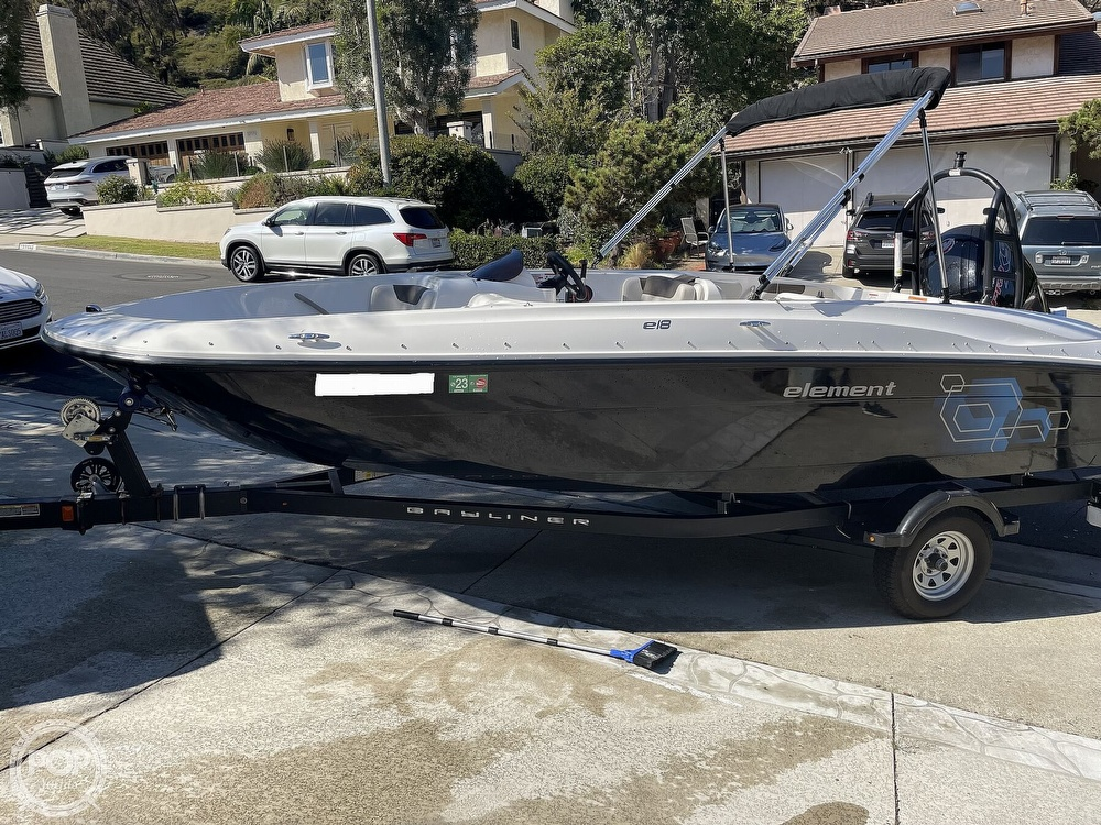 2021 Bayliner boat for sale, model of the boat is E18 & Image # 7 of 40
