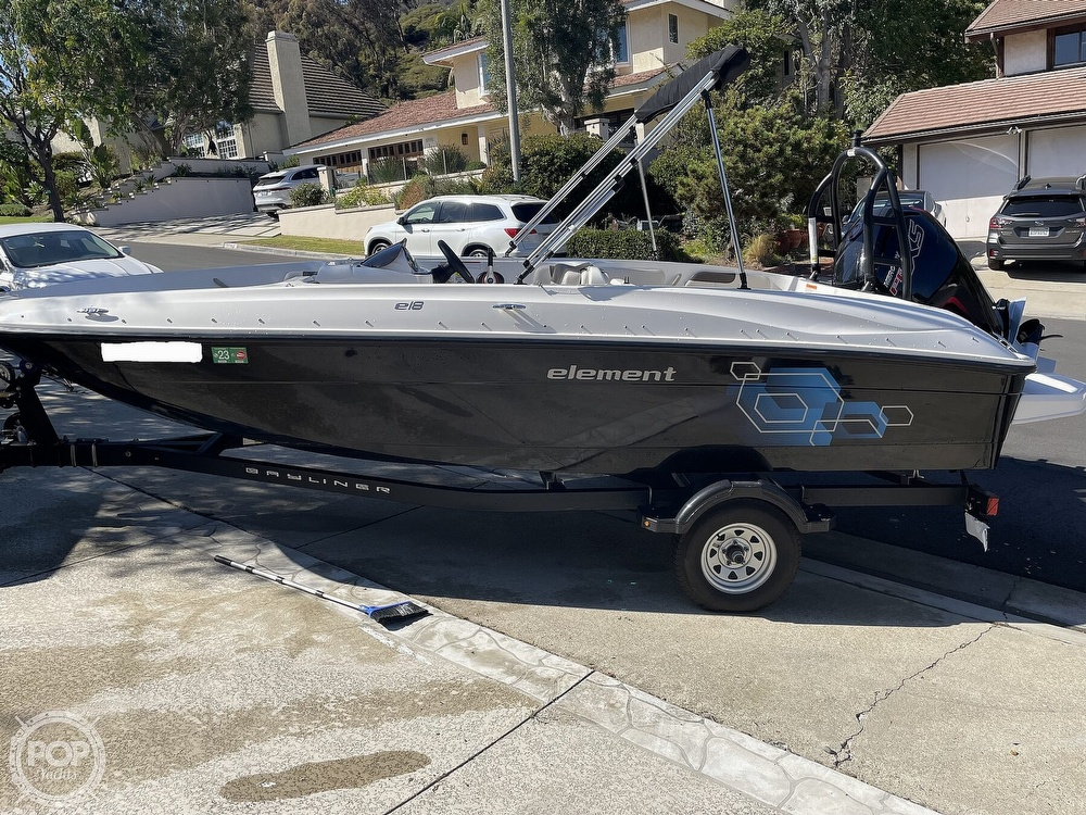 2021 Bayliner boat for sale, model of the boat is E18 & Image # 8 of 40