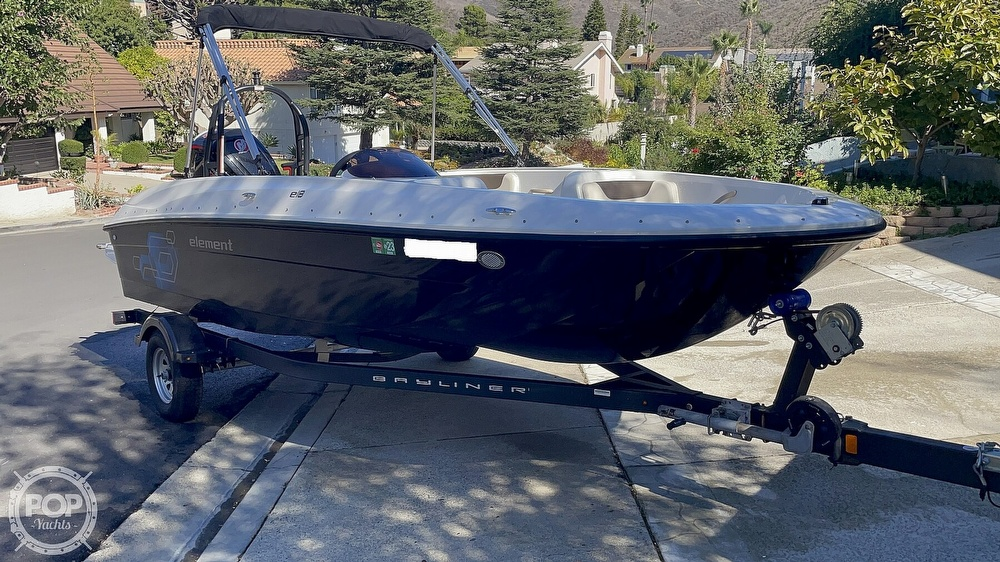 2021 Bayliner boat for sale, model of the boat is E18 & Image # 9 of 40