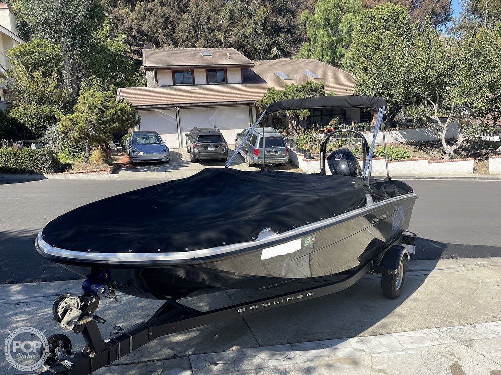 2021 Bayliner boat for sale, model of the boat is E18 & Image # 10 of 40