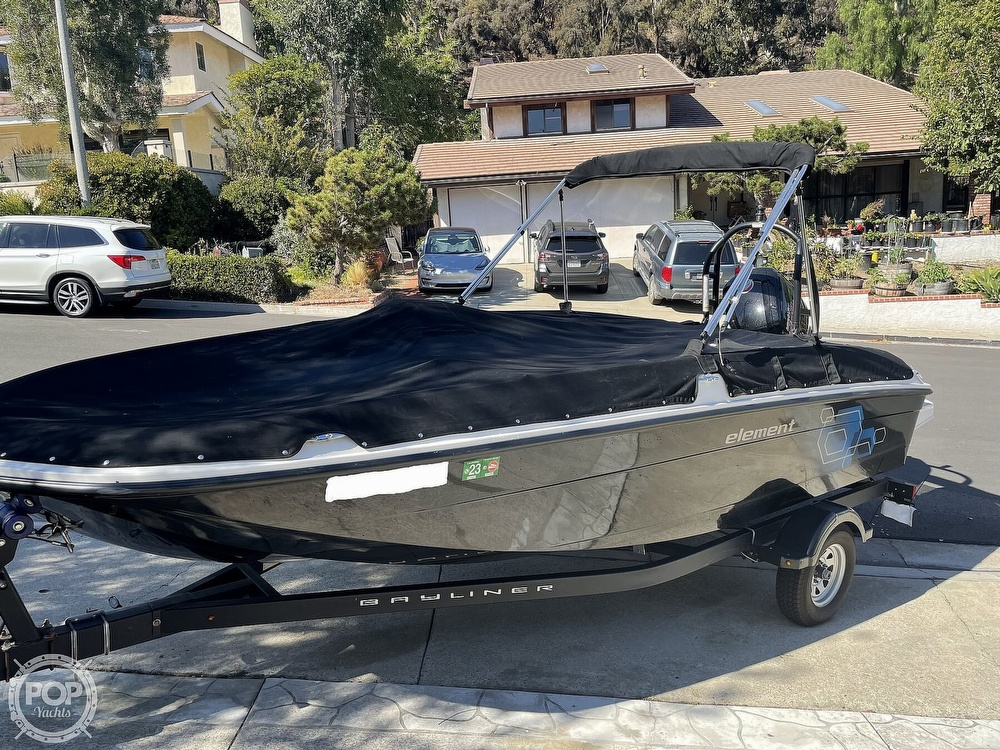2021 Bayliner boat for sale, model of the boat is E18 & Image # 11 of 40