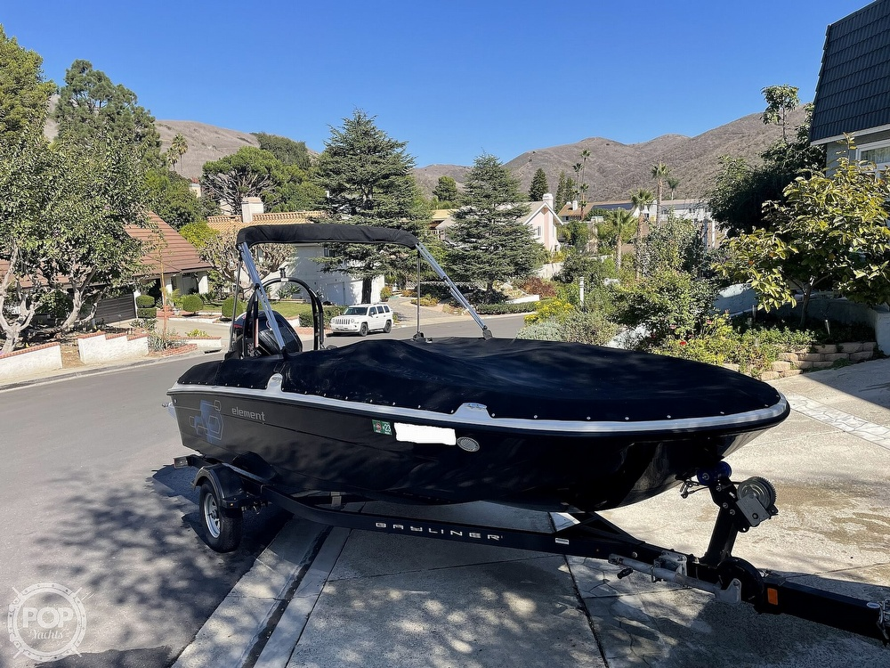 2021 Bayliner boat for sale, model of the boat is E18 & Image # 13 of 40