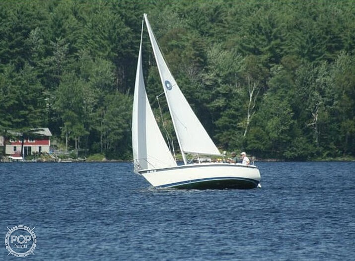 1978 O'day boat for sale, model of the boat is 23-2 & Image # 4 of 9