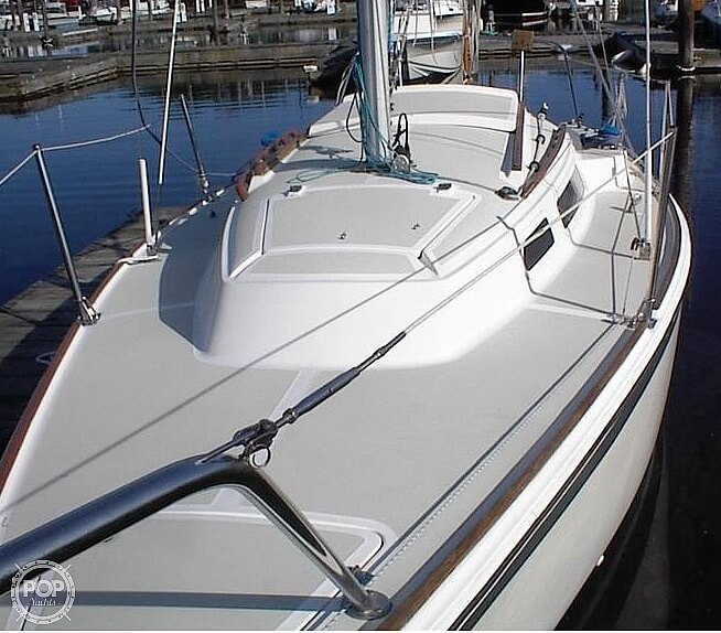 1978 O'day boat for sale, model of the boat is 23-2 & Image # 5 of 9