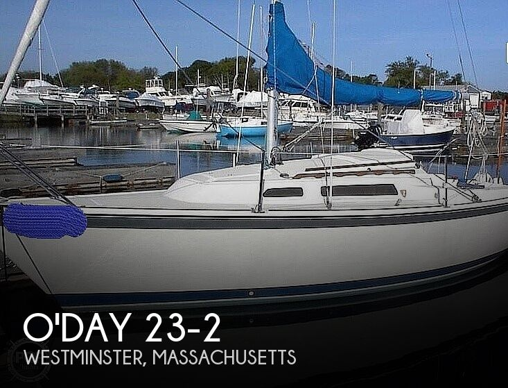 1978 O'day boat for sale, model of the boat is 23-2 & Image # 1 of 9