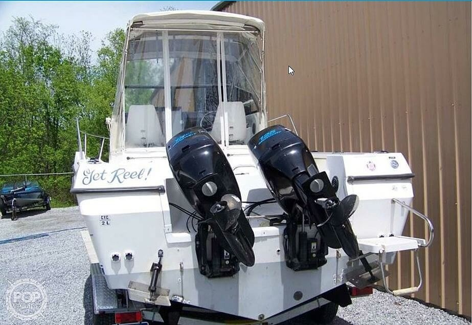 1993 Trophy boat for sale, model of the boat is 2502 WA & Image # 17 of 34