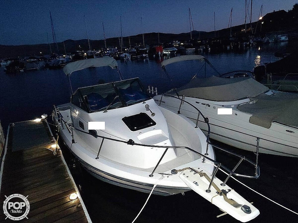 1993 Trophy boat for sale, model of the boat is 2502 WA & Image # 8 of 34