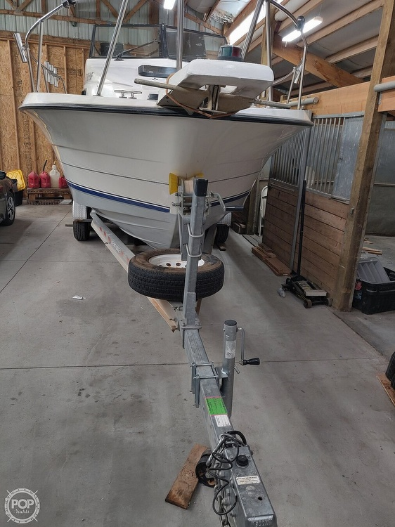 1993 Trophy boat for sale, model of the boat is 2502 WA & Image # 19 of 34