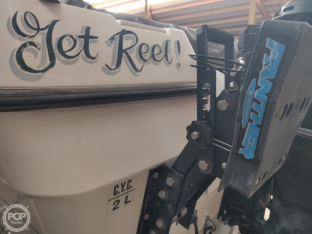 1993 Trophy boat for sale, model of the boat is 2502 WA & Image # 29 of 34