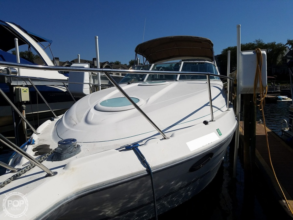 2003 Maxum boat for sale, model of the boat is 2900 SCR & Image # 10 of 40
