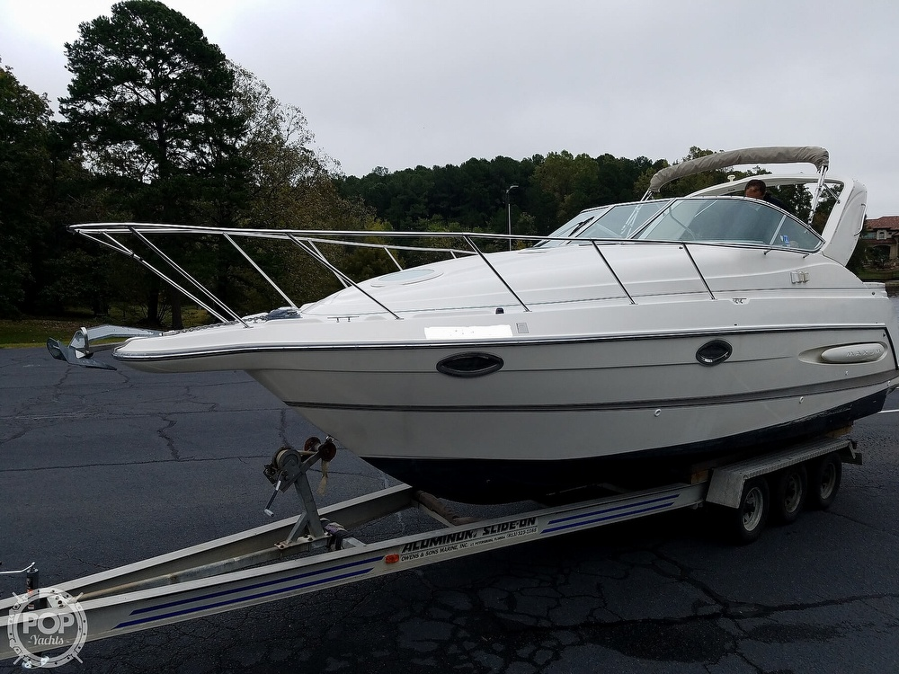 2003 Maxum boat for sale, model of the boat is 2900 SCR & Image # 18 of 40